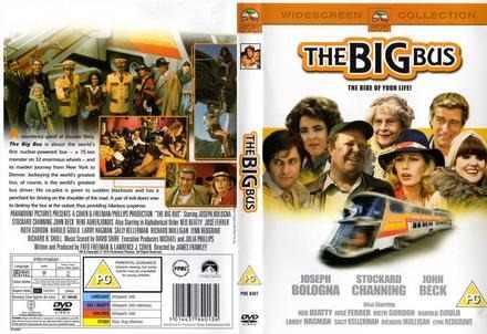 As Incríveis Peripécias Do Ônibus Atômico - 1976 (dublado e legendado)  - FILMES RAROS EM DVD