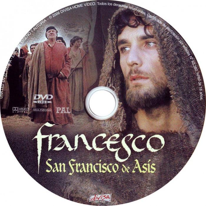 Dvd Francesco – A História De São Francisco De Assis 1989 Raro  - FILMES RAROS EM DVD