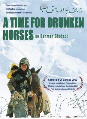Tempo De Embebedar Cavalos (2000)  - FILMES RAROS EM DVD