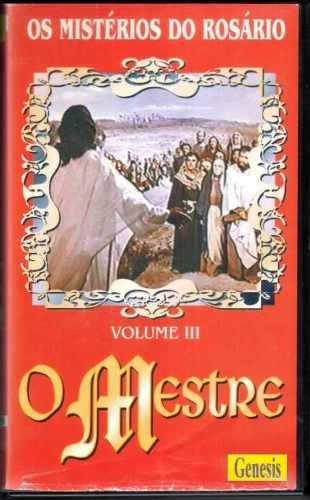 Dvd Os Mistérios Do Rosário 1958 - 3 Filmes - RARÍSSIMO  - FILMES RAROS EM DVD