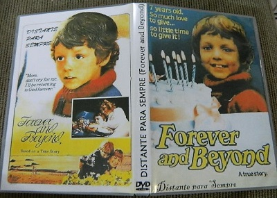Dvd Distante Para Sempre - 1981 (Forever And Beyond)  - FILMES RAROS EM DVD