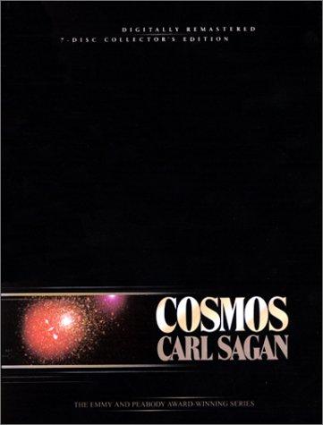 DVD Cosmos - Carl Sagan (1980) Série Completa  - FILMES RAROS EM DVD