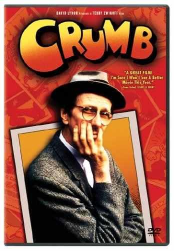 Dvd Crumb (Terry Zwigoff, 1994)  - FILMES RAROS EM DVD