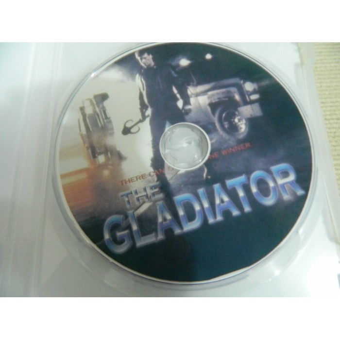 O Gladiador das Ruas - 1986  - FILMES RAROS EM DVD