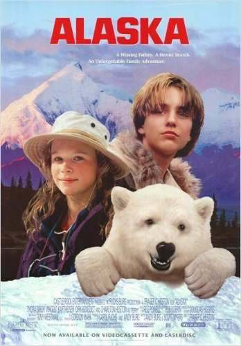 Dvd Alaska - Uma Aventura Inacreditável - 1996  - FILMES RAROS EM DVD