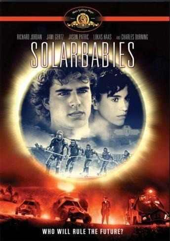 Guerreiros Do Sol (Solarbabies, 1986)  - FILMES RAROS EM DVD
