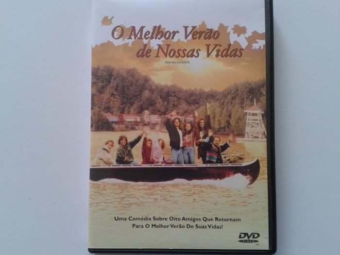 Dvd O Melhor Verão De Nossas Vidas  - FILMES RAROS EM DVD