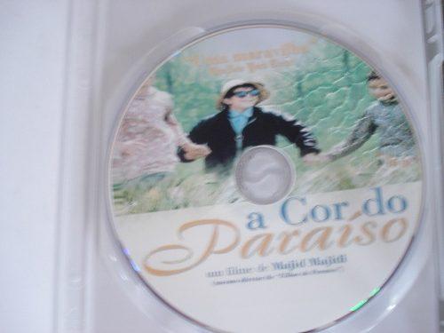 A Cor Do Paraíso - 1999  - FILMES RAROS EM DVD