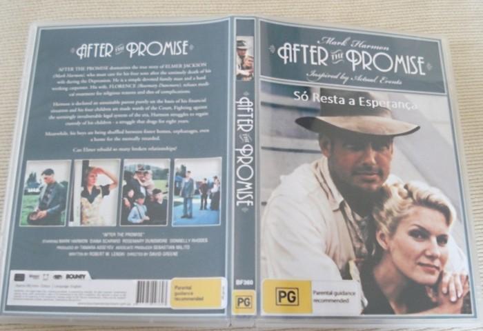 Dvd Só Resta A Esperança (1987) Dublado E Legendado  - FILMES RAROS EM DVD