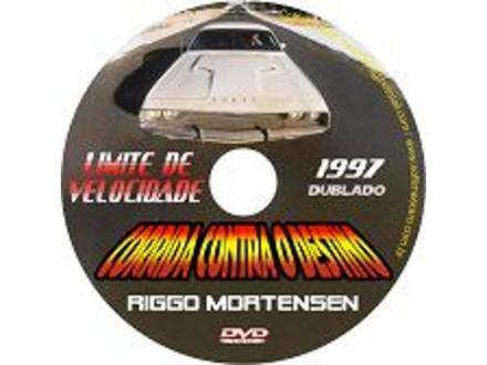 Corrida Contra O Destino 1997 - RARÍSSIMO  - FILMES RAROS EM DVD