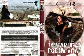 DVD Tartarugas Podem Voar 2004 (Lakposhtha parvaz mikonand)  - FILMES RAROS EM DVD