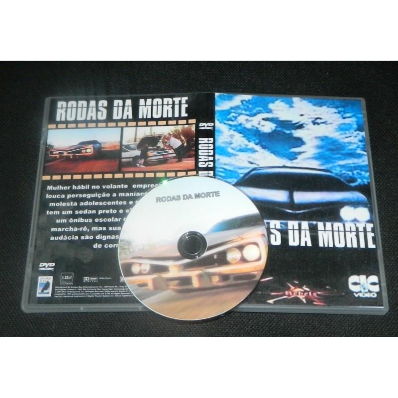 DVD RODAS DA MORTE - 1990 (Wheels of Terror)  - FILMES RAROS EM DVD