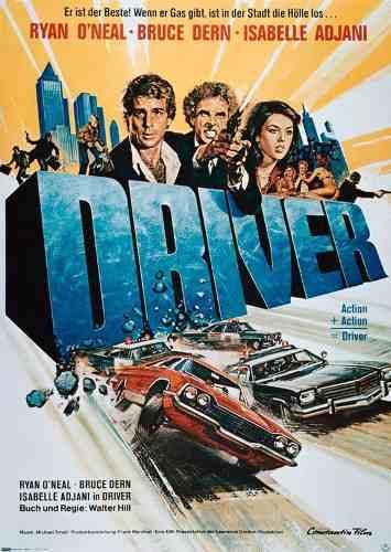 Dvd The Driver - 1978 - O Motorista / Caçador De Morte  - FILMES RAROS EM DVD
