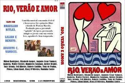 Rio, Verão E Amor 1966 - Raríssimo  - FILMES RAROS EM DVD