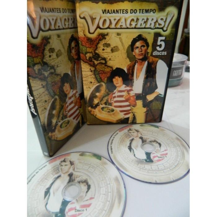 DVD VOYAGERS - VIAJANTES DO TEMPO - DIGITAL  - FILMES RAROS EM DVD