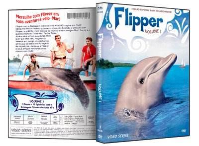 Flipper - Serie Tv  - FILMES RAROS EM DVD