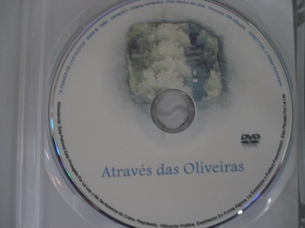 Dvd Através Das Oliveiras 1994 - Abbas Kiarostami -Cinema Iraniano  - FILMES RAROS EM DVD