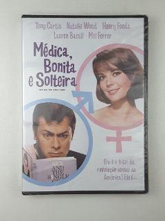MÉDICA, BONITA E SOLTEIRA (1964) - FILMES RAROS EM DVD