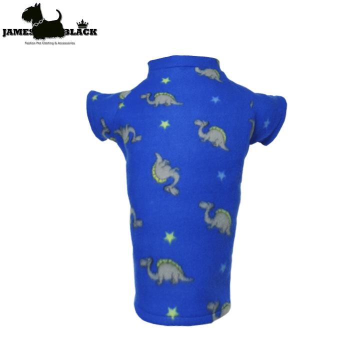 Camiseta Soft Gola Careca Estampa Dinossauro