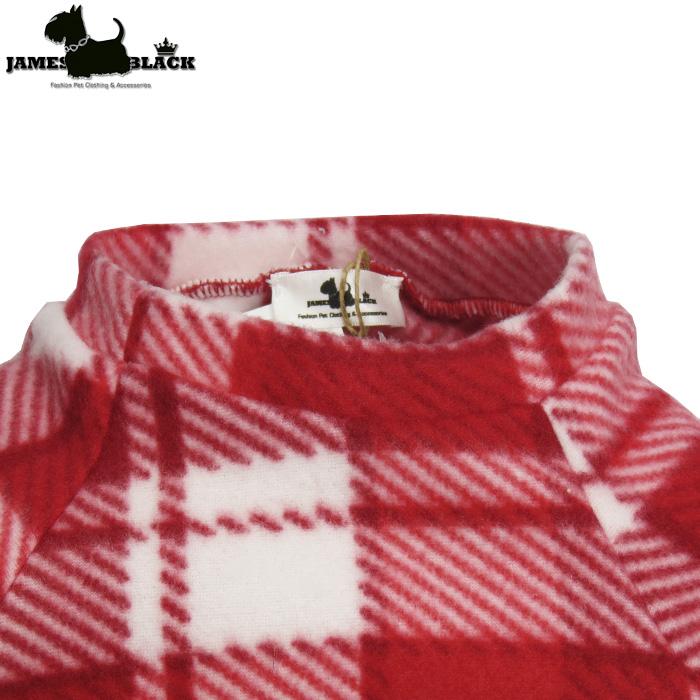 Camiseta Soft Vermelha Xadrez Vichy Gola Careca