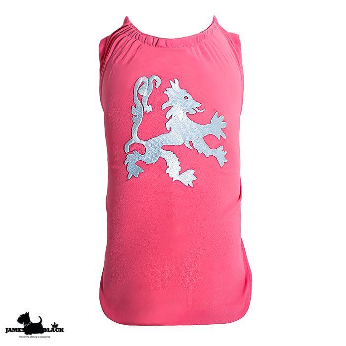 Camiseta DryFit Leon - Rosa