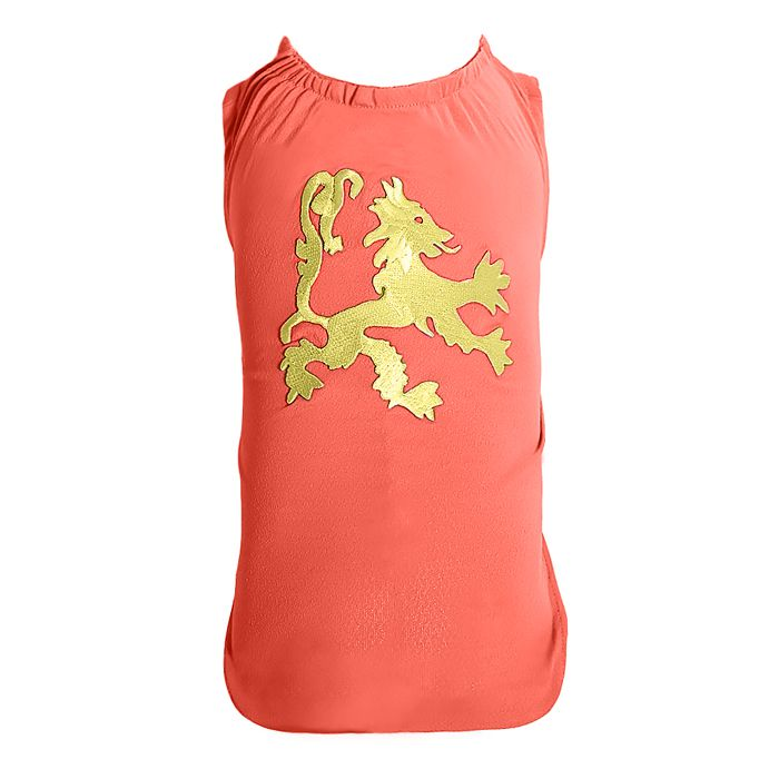 Camiseta DryFit Leon Dourado - Coral