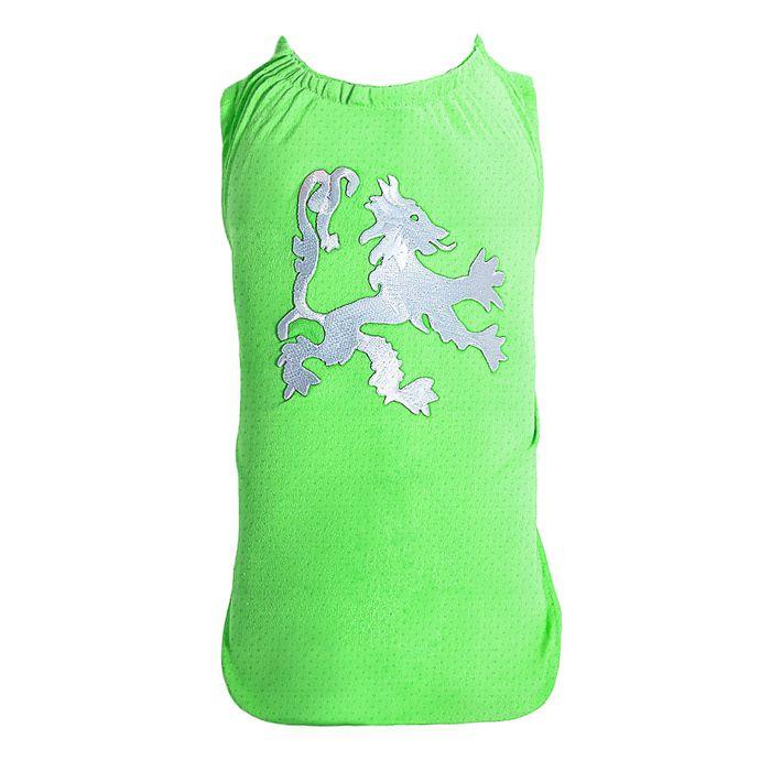 Camiseta DryFit Microfuros Leon Prata - Verde
