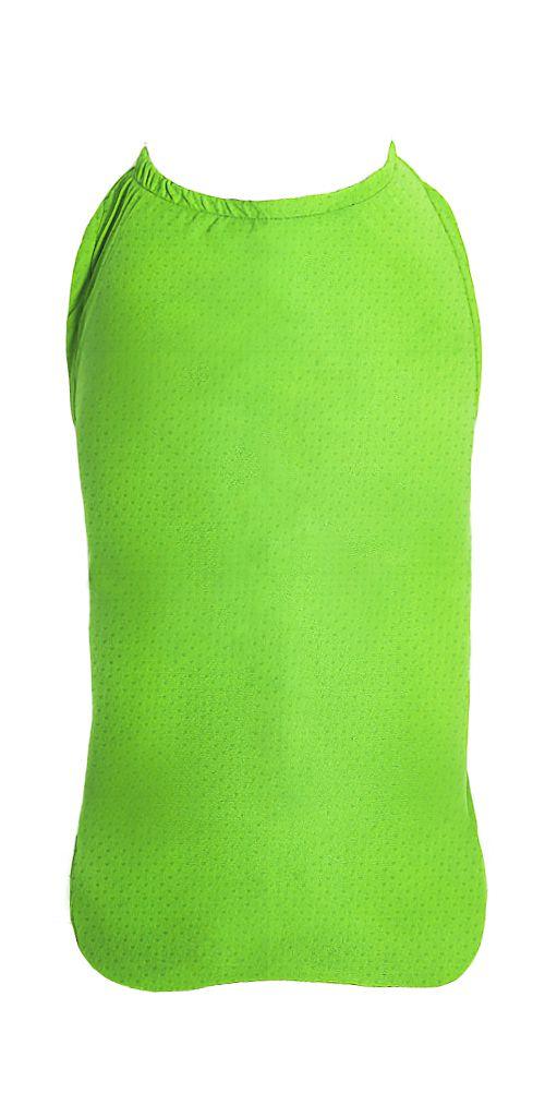 Camiseta DryFit Microfuros - Verde