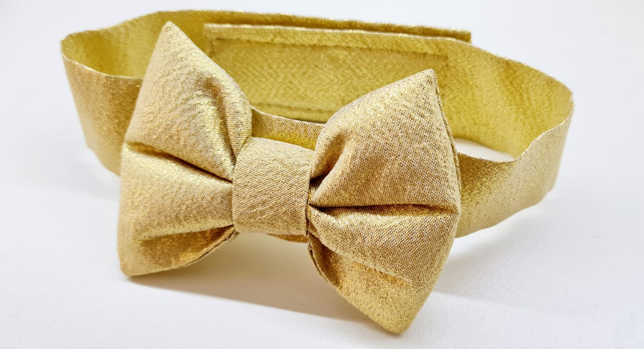 Colarinho Luxo Dourado