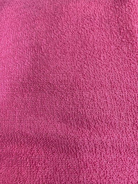 Roupão James Black atoalhado rosa pink