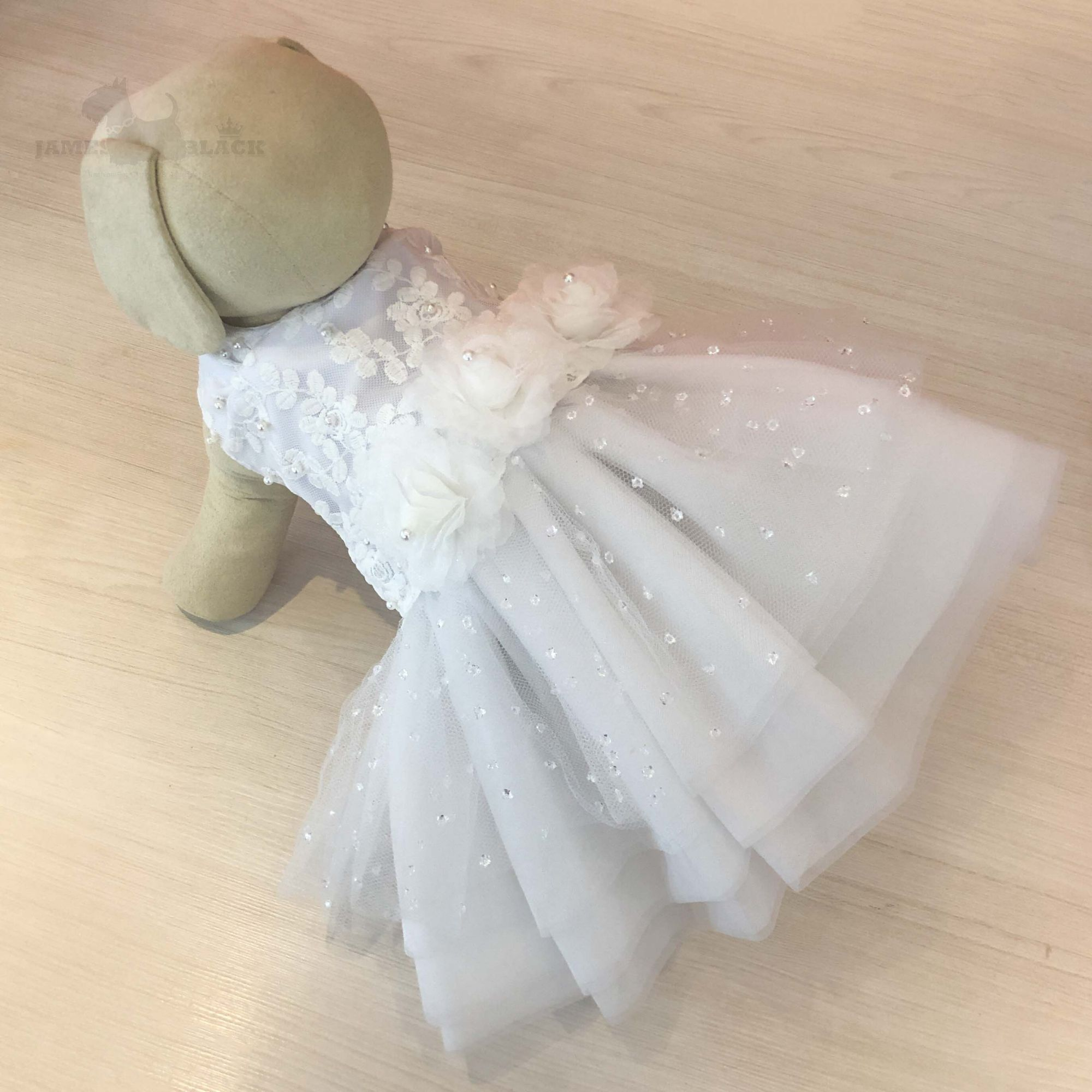 Vestido de Noiva Luxo com Renda