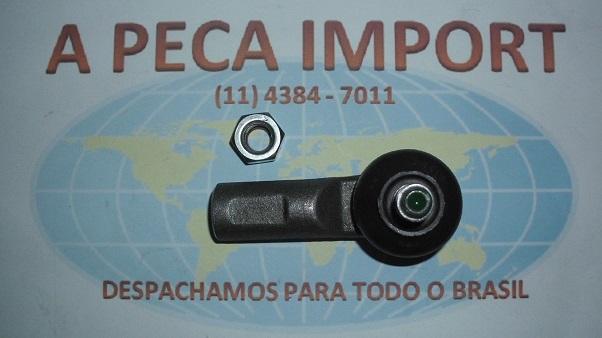 TERMINAL DE DIREÇÃO CHERY QQ 2011/... ESQ/DIR  - A PEÇA IMPORT