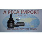 TERMINAL DE DIREÇÃO CHERY QQ 2011/... ESQ/DIR