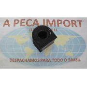BUCHA ESTABILIZADORA DIANTEIRA CHERY CIELO 1.6 16V  BARRA