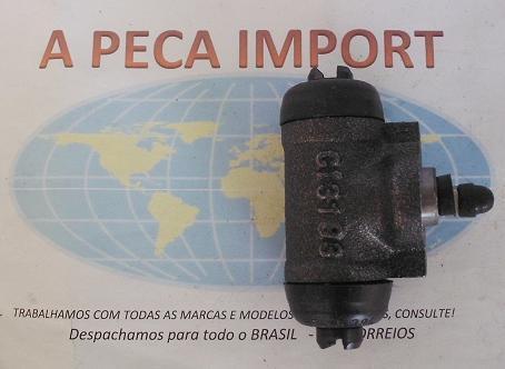 CILINDRO DE FREIO DA RODA TRASEIRA CHERY FACE 1.3 DA RODA  - A PEÇA IMPORT
