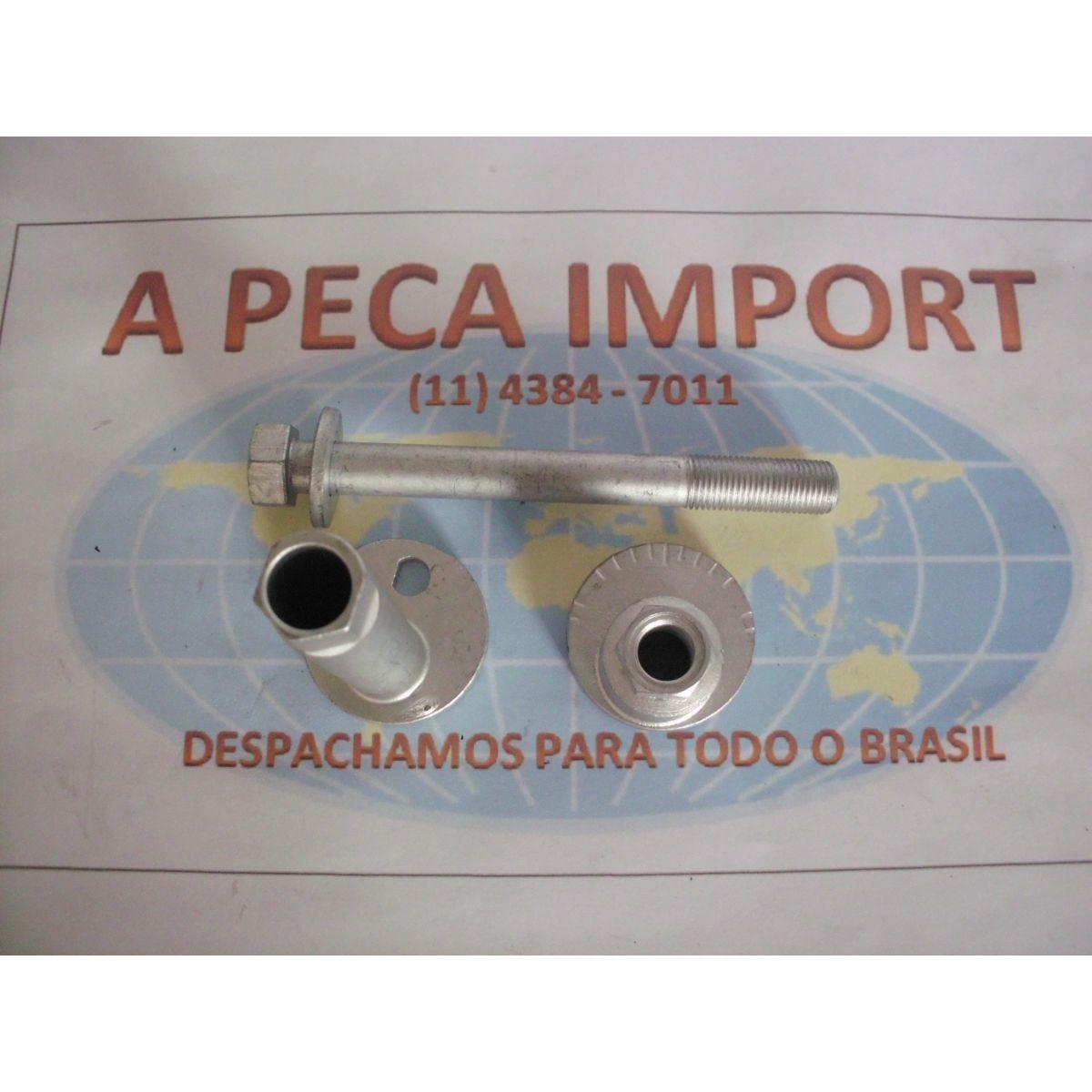 PARAFUSO DA CAMBAGEM TRASEIRA CHERY TIGGO 2010...  - A PEÇA IMPORT