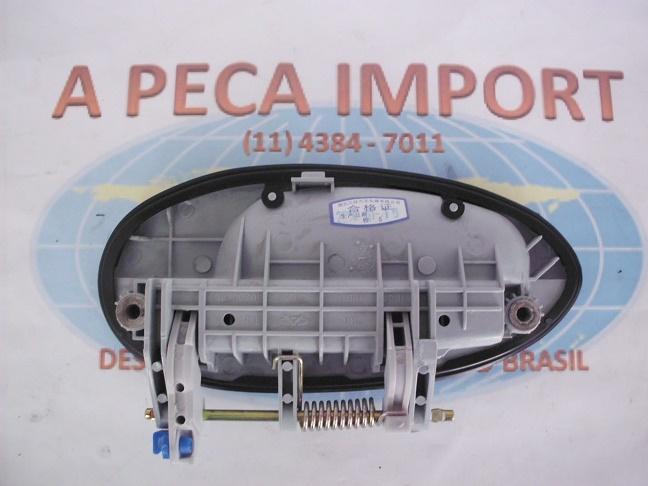 MAÇANETA EXTERNA TRASEIRA DIREITA  CHERY FACE 1.3  - A PEÇA IMPORT