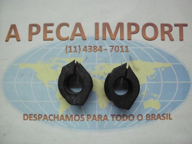 BUCHA ESTABILIZADORA DIANTEIRA JAC J3 1.4 16V  BARRA   - A PEÇA IMPORT