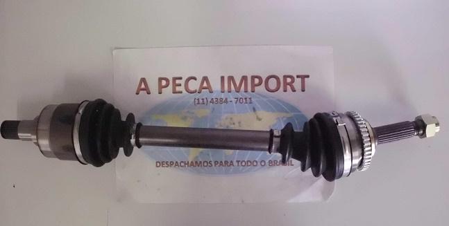 SEMIEIXO LADO ESQUERDO CHERY FACE  - A PEÇA IMPORT
