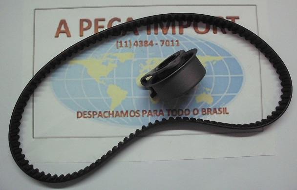 CORREIA DENTADA KIT DISTRIBUIÇÃO KIA PICANTO 1.0 / 1.1 12V 2005 / 2010 GAS.   - A PEÇA IMPORT
