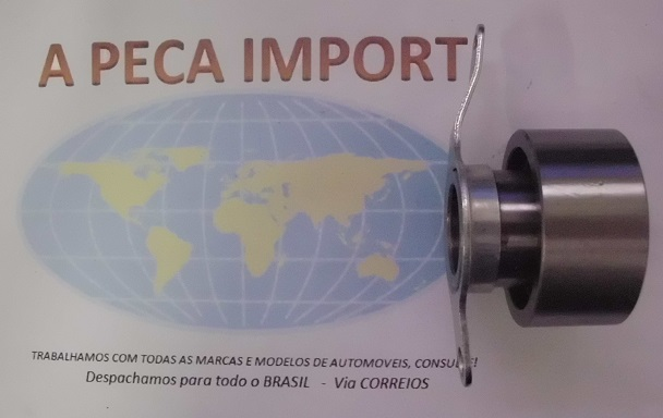 TENSOR DA CORREIA DENTADA HONDA CIVIC 1.4, 1.5, 1.6  - A PEÇA IMPORT