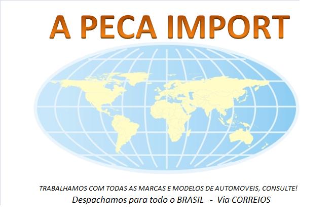 SAPATA DE FREIO TRASEIRO HONDA CIVIC  - A PEÇA IMPORT