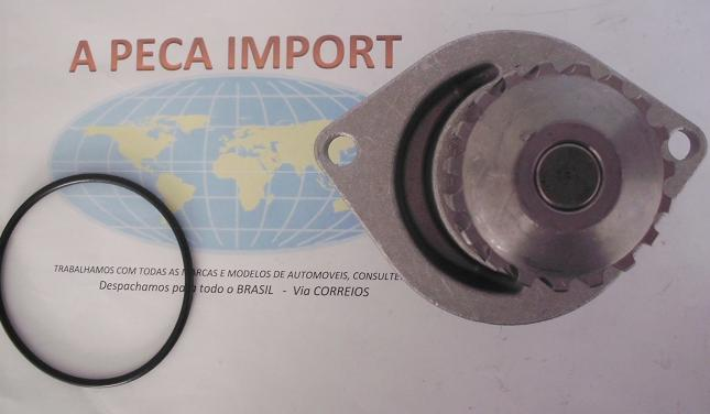 BOMBA DE ÁGUA CITROEN C2 /C3 / C4 / XSARA PICASSO 1.6 16v   - A PEÇA IMPORT