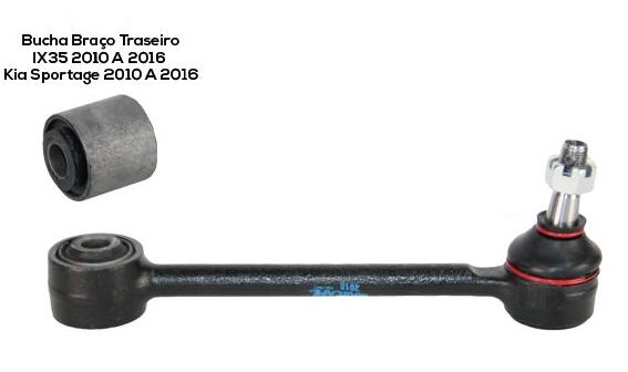 BUCHA DO BRAÇO TRASEIRO HYUNDAI IX35 2010...2016  - A PEÇA IMPORT