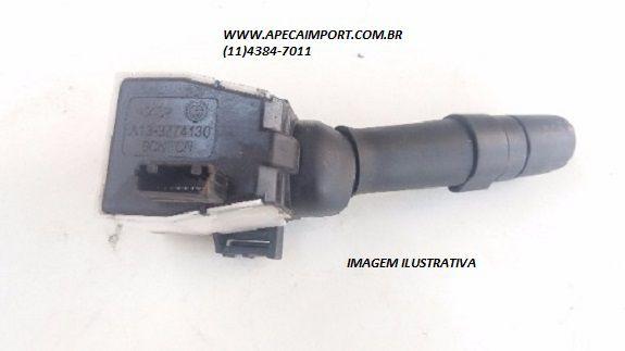 CHAVE DO LIMPADOR DE PARABRISA CHERY CELER 1.5 16V 2012... (Sedan)  - A PEÇA IMPORT