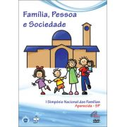 DVD - Família, Pessoa e Sociedade