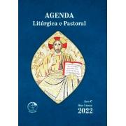 Agenda Litúrgica e Pastoral 2022 - Capa Cristal