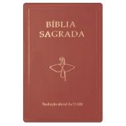 Bíblia Sagrada - Capa com Ziper - 4ª Edição