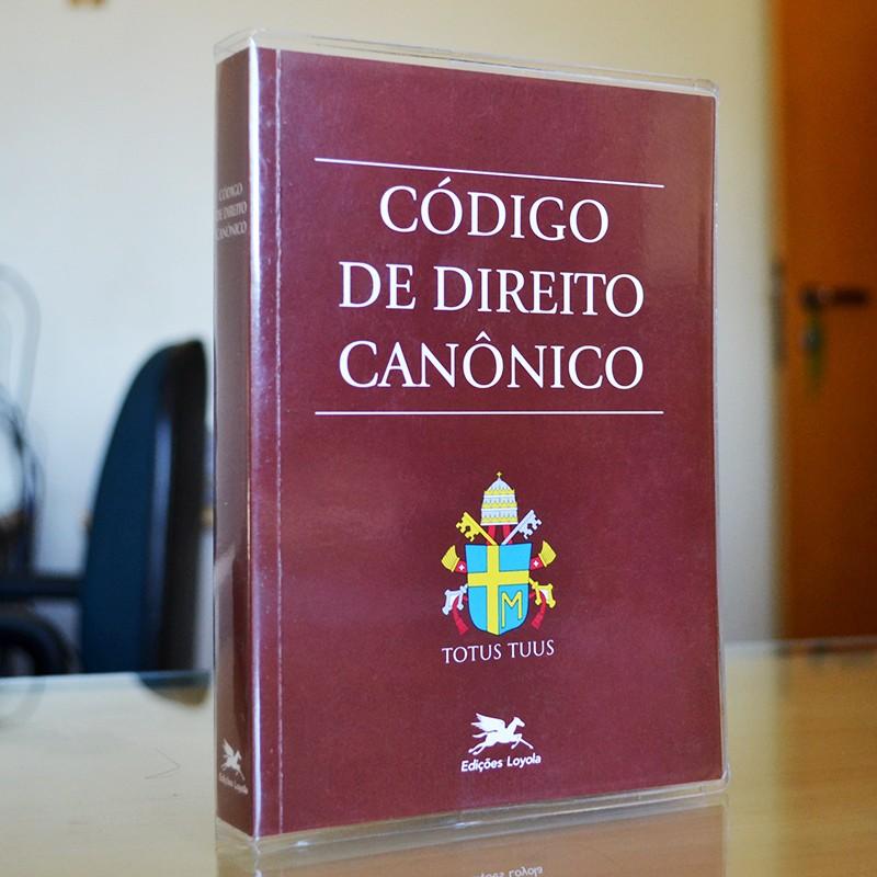 Código de Direito Canônico - Capa plástica  - Pastoral Familiar CNBB