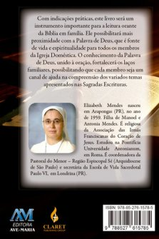 Leitura Orante Da Bíblia Em Família  - Pastoral Familiar CNBB